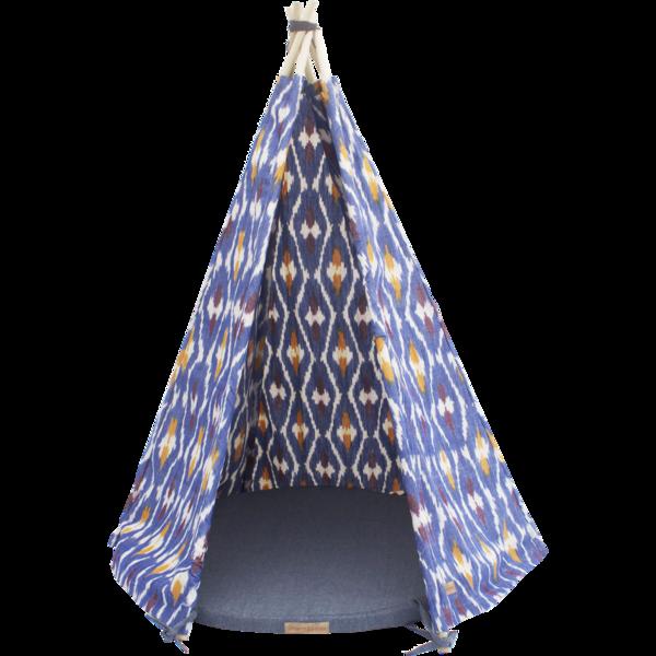 Saguaro Tipi in Big Sky Ikat ($175)