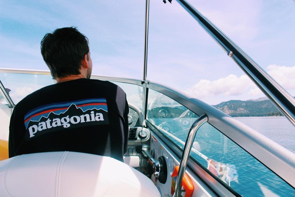 Patagonia Boating
