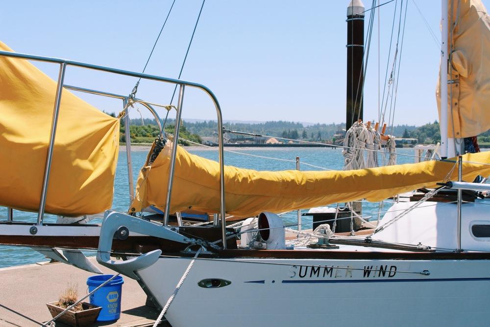 Coos Bay Fishing Boats