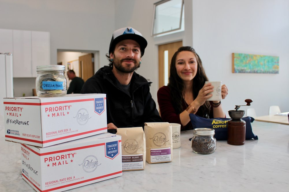 COffee with heart: Lake Tahoe's refuge coffee launches subscription service