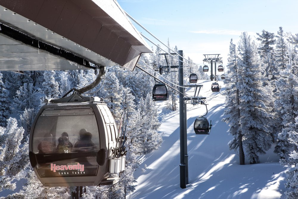 Lake Tahoe welcomes ski-in, ski-out coworking space at heavenly mountain resort