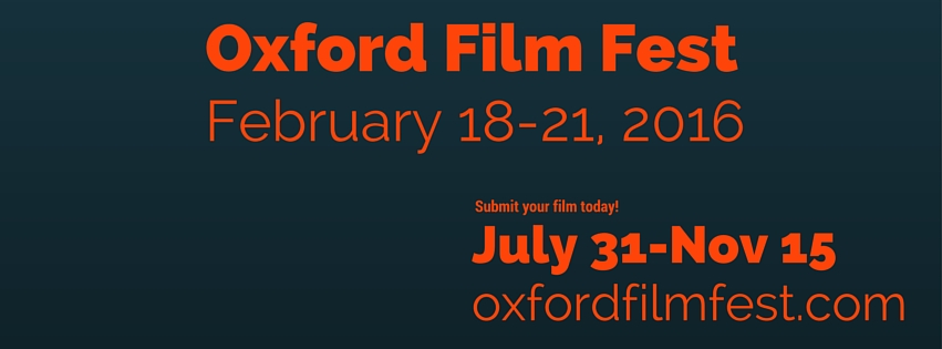 Submit your film today!