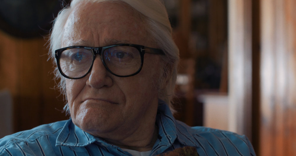 Robert Vaughn's last role is in Gold Star, in competition at the Oxford Film Festival.