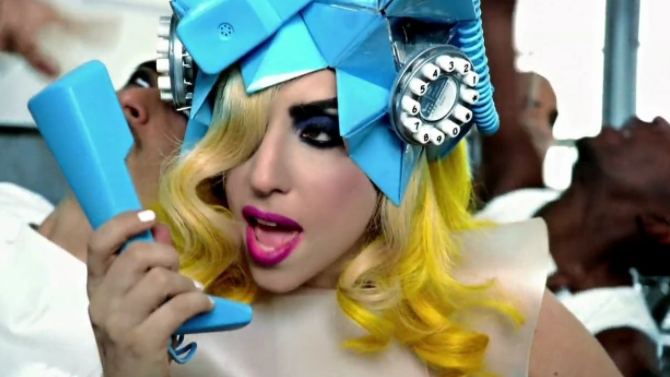 Lady Gaga's Telephone theme will be part of the OFF float this year!