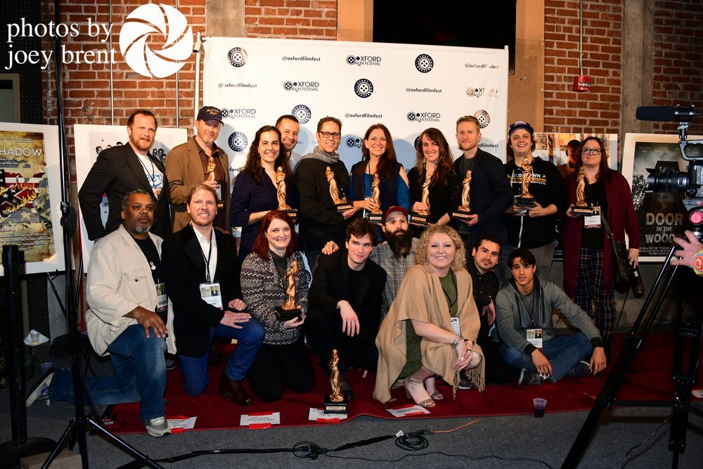 The 2018 winners of the Hokas
