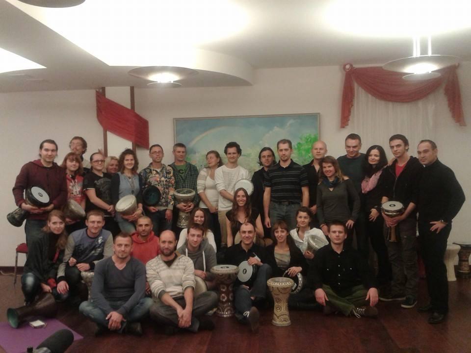 My class in Ukraine!