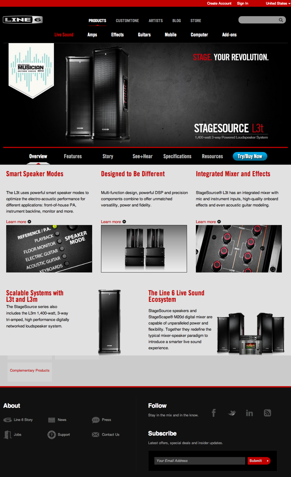 1 Overview | StageSource L3t | Line 6.png