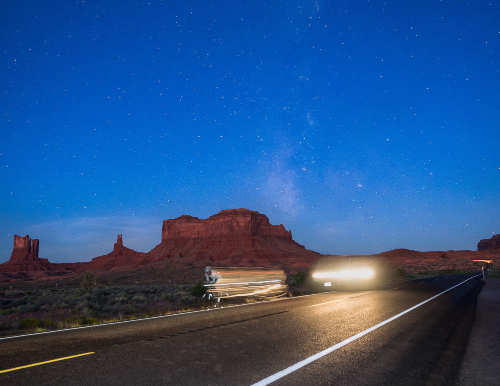 Monument Valley, Navajo Reservation