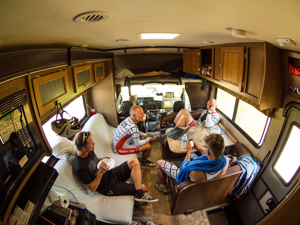 Life in the RV