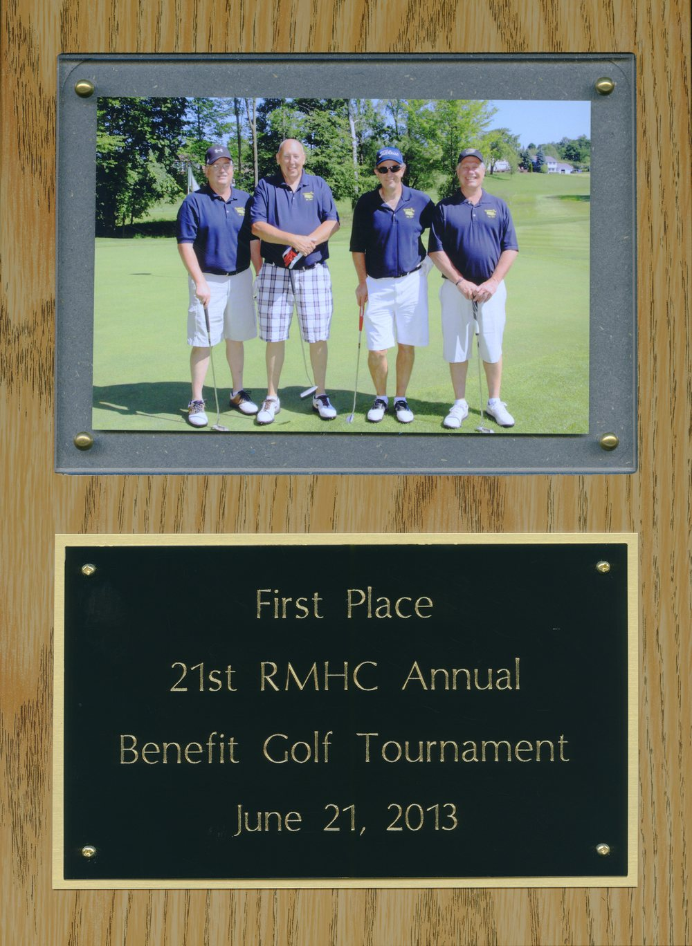 RMHC Golf