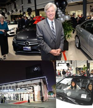 DOWNTOWN LOS ANGELES - It's not only housing complexes and restaurants that are opening or being upgraded in Downtown: The   Downtown L.A. Auto Group   has completed a $30 million renovation of its flagship dealership, Downtown L.A. Motors, Mercedes-Benz ( Full Story )