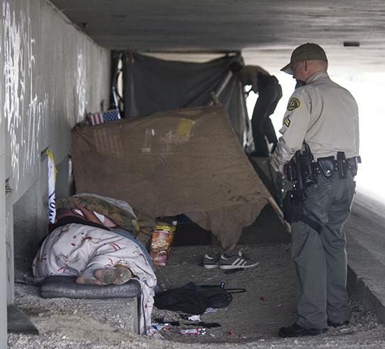 Homeless Outreach Santa Clarita Valley-3