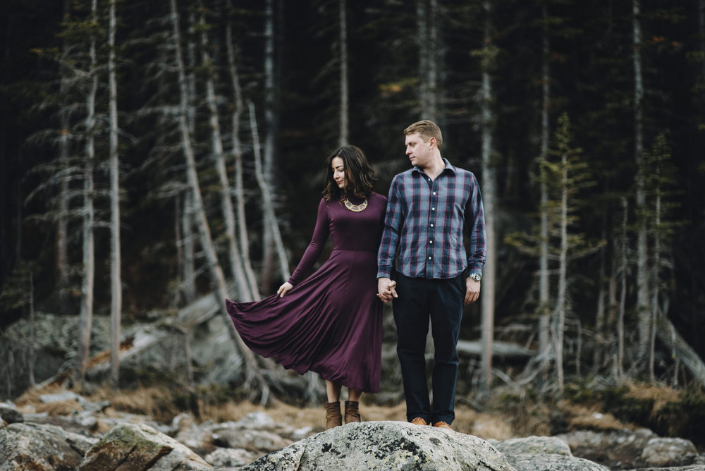 Rocky Mountain National Park Colorado Adventure Engagement Photographer40.jpg