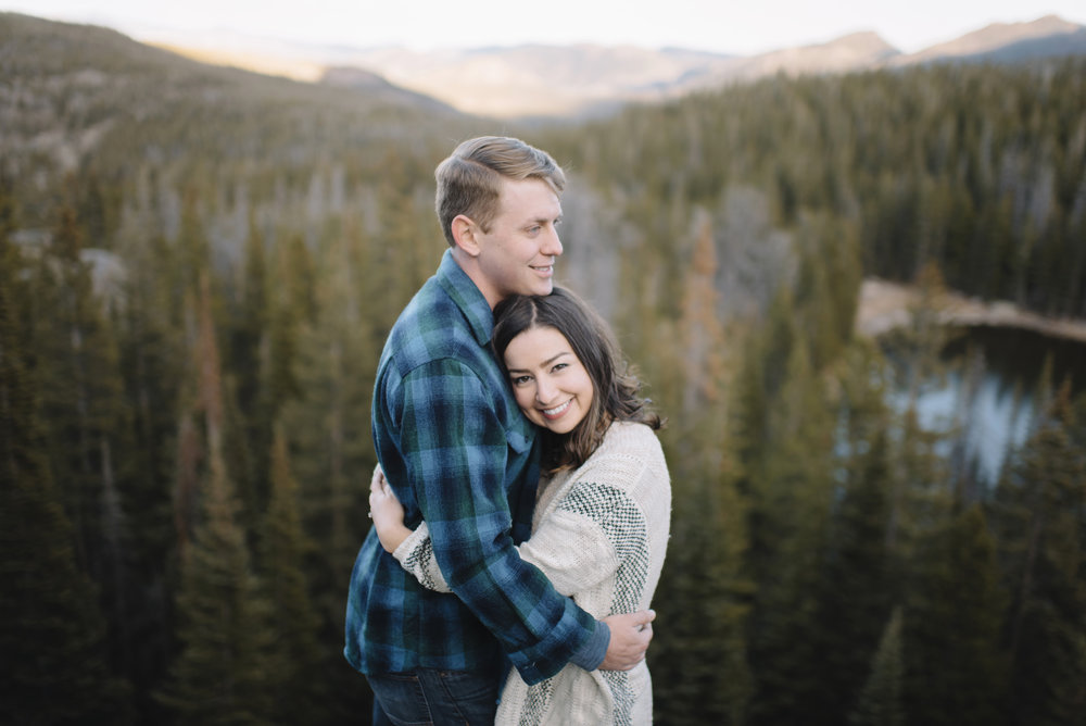 Rocky Mountain National Park Colorado Adventure Engagement Photographer85.jpg