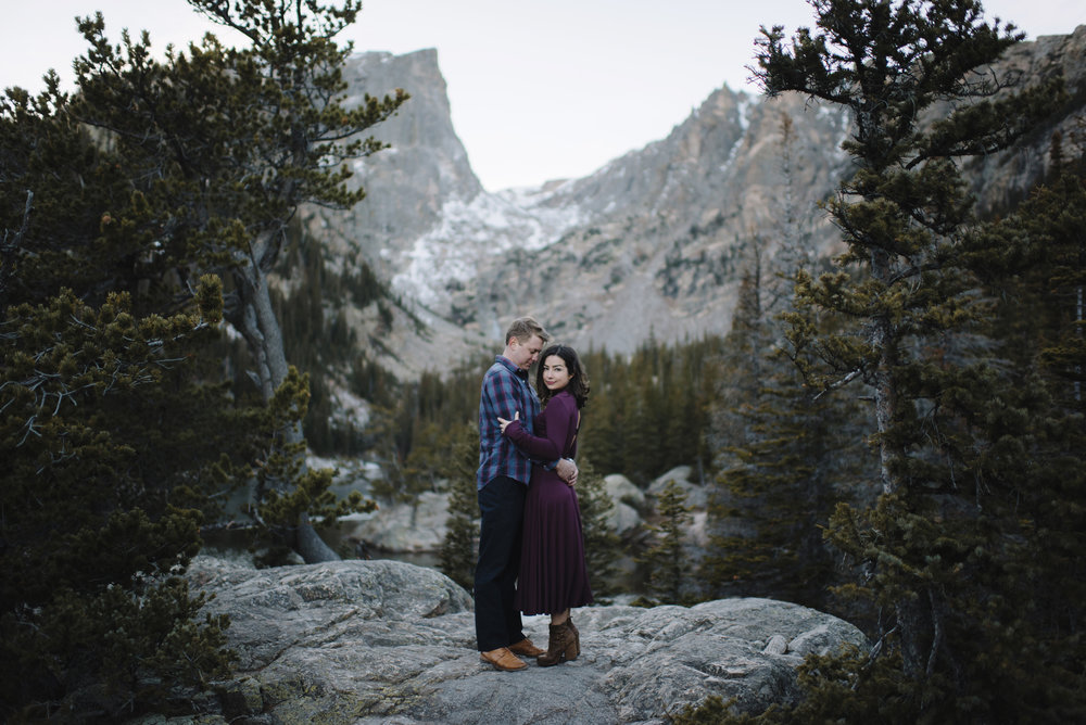 Rocky Mountain National Park Colorado Adventure Engagement Photographer102.jpg