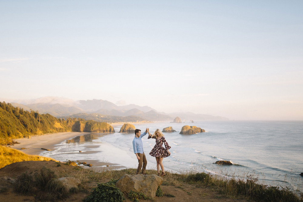 Cannon Beach Oregon Coast Adventure Couples Photographer 96.jpg