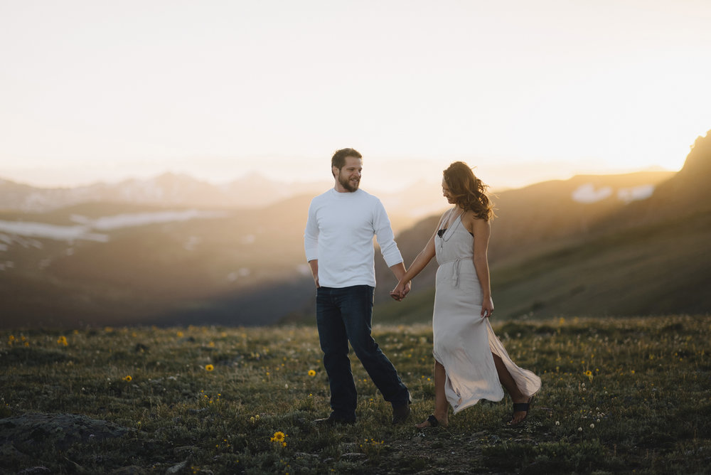 Rocky Mountain National Park Colorado Adventure Engagement Photographer80.jpg