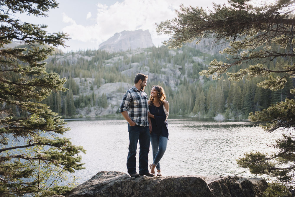 Rocky Mountain National Park Colorado Adventure Engagement Photographer115.jpg