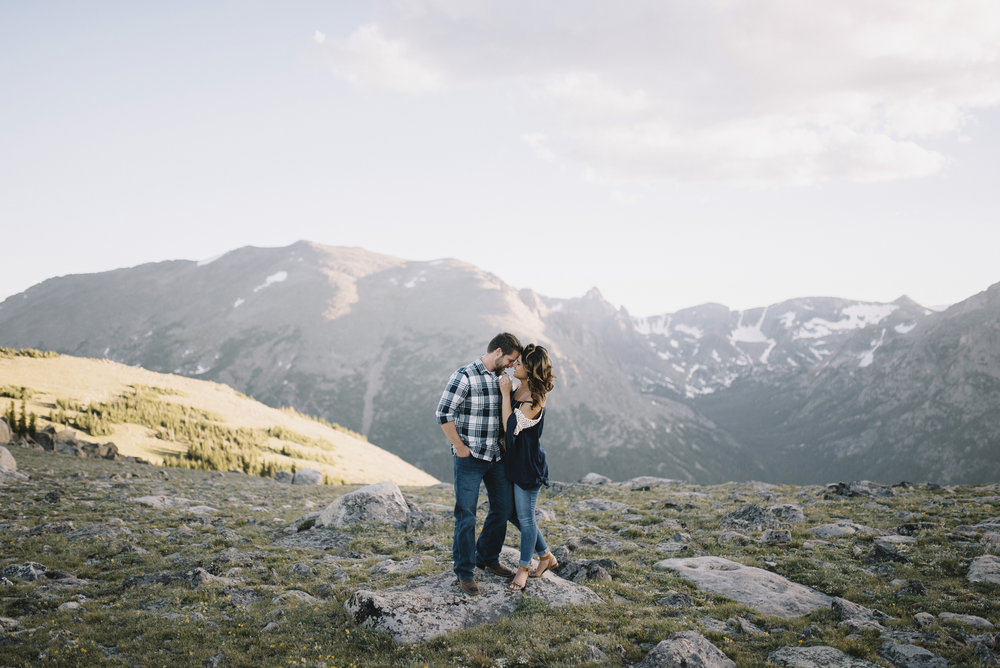 Rocky Mountain National Park Colorado Adventure Engagement Photographer143.jpg