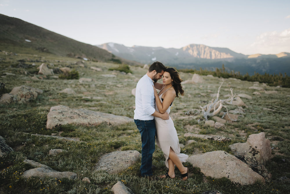 Rocky Mountain National Park Colorado Adventure Engagement Photographer155.jpg