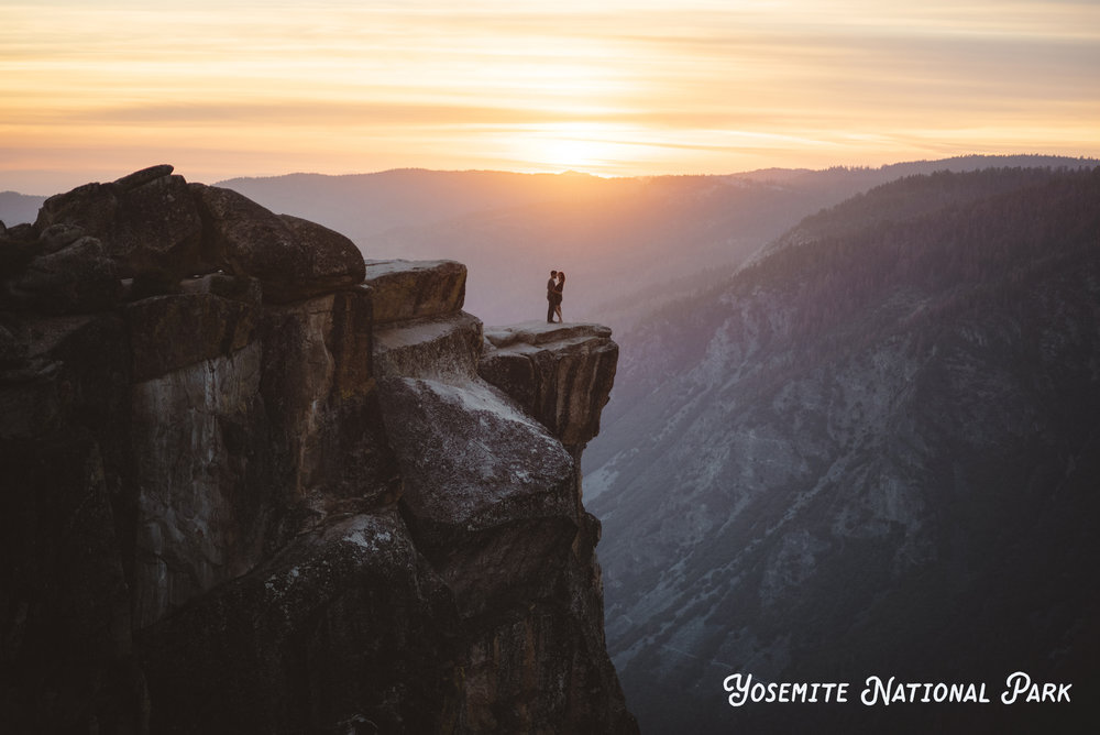 Yosemite National Park Adventure Session
