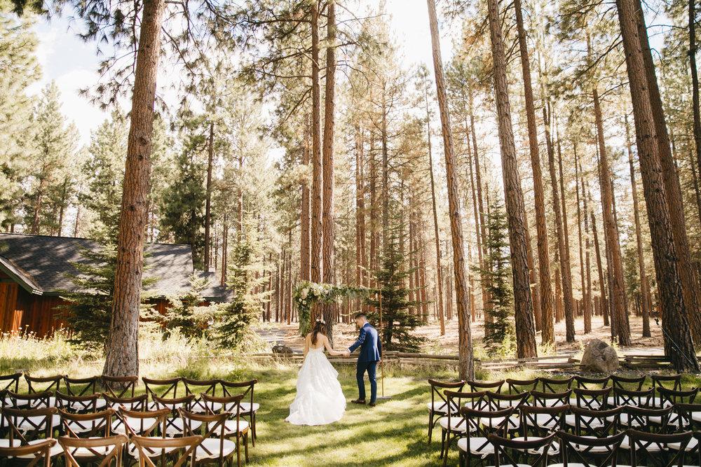 Sisters, Oregon  Adventure Wedding Photographer