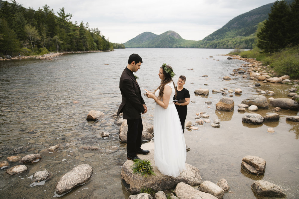 Acadia National Park, Maine  Adventure Wedding Photographer