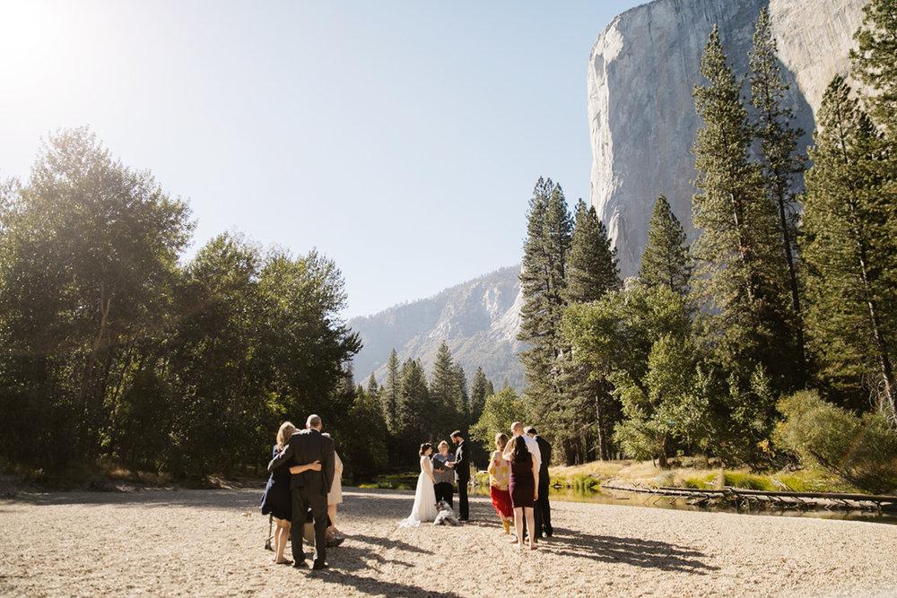 Yosemite National Park, California  Adventure Wedding Photographer