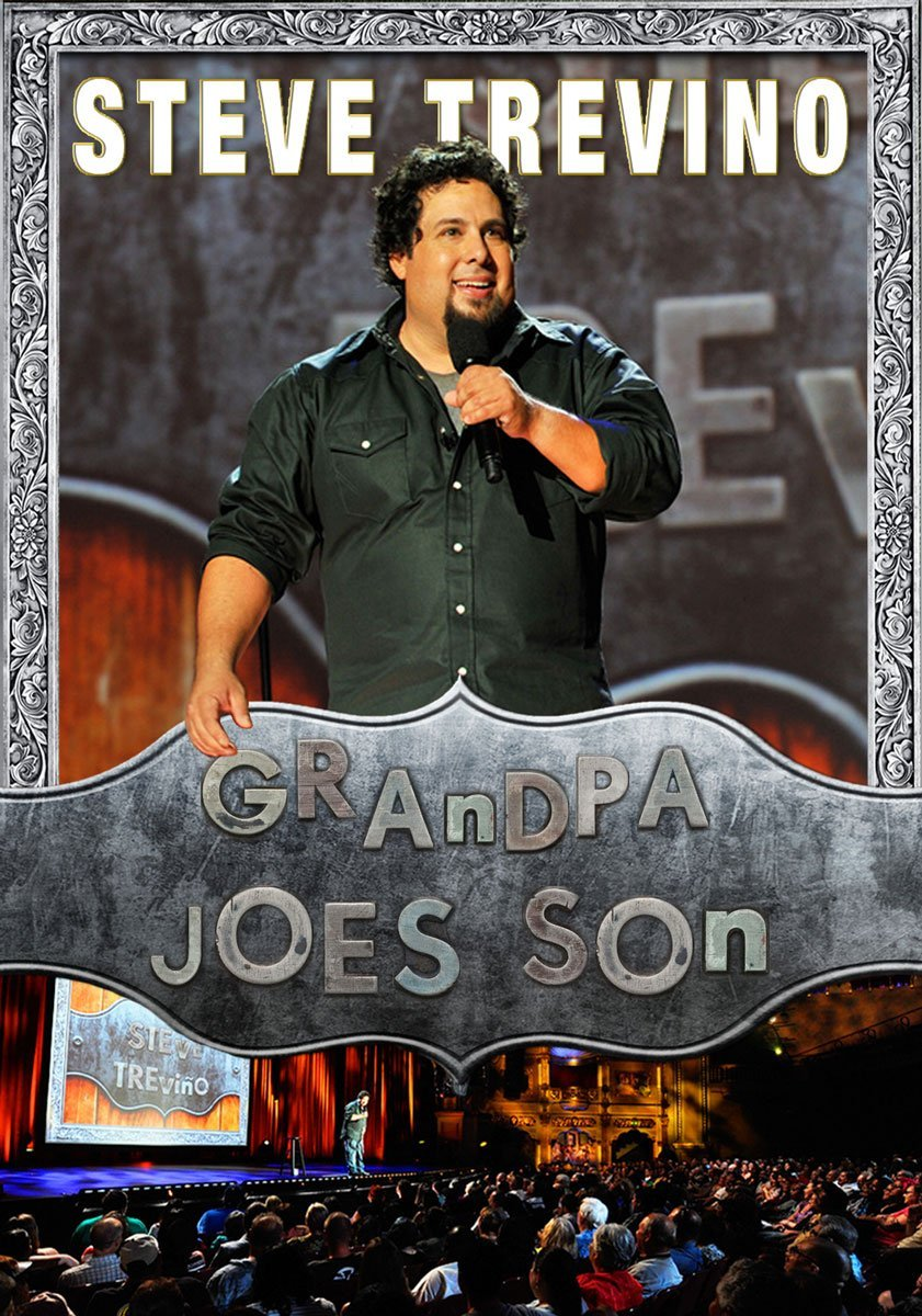 Steve Treviño - Grandpa Joe's Son on DVD
