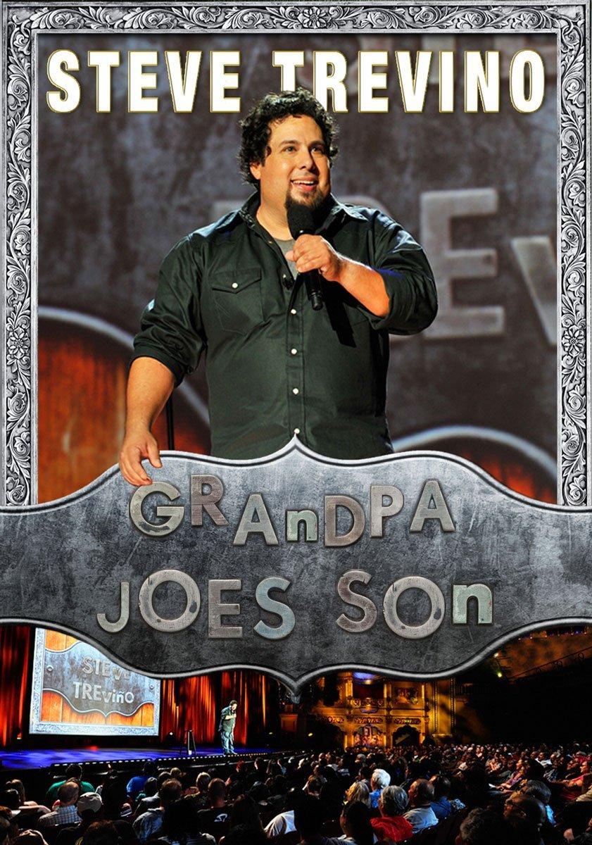 Steve Treviño - Grandpa Joe's Son on DVD