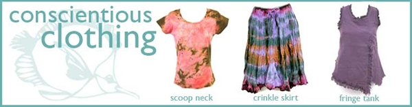Clothing Web Banner
