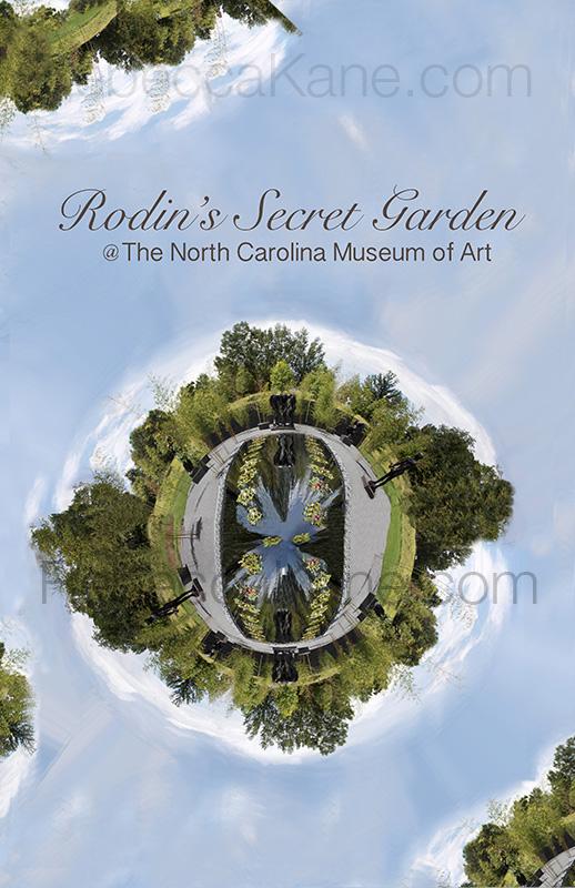 Rodin's Secret Garden