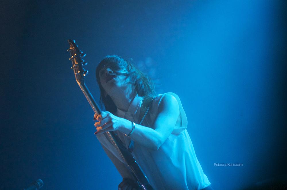 Carrie Brownstein of Sleater-Kinney