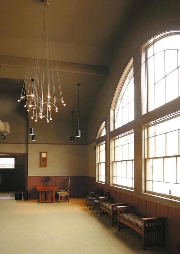 Community Playhouse Lobby