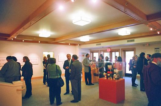 Village Theatre Lobby/Art Gallery