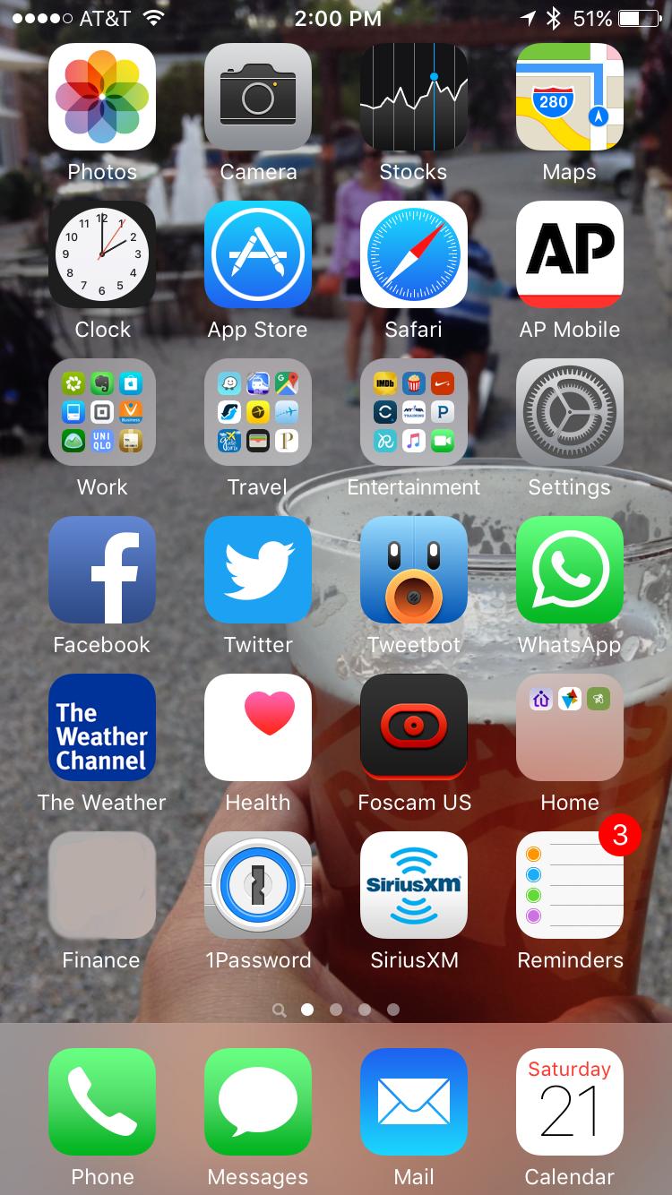 Sam's Iphone