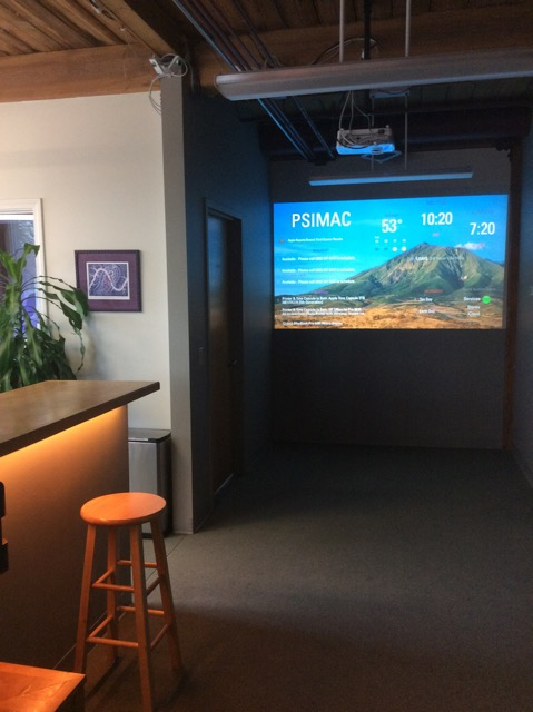 PSIMAc Office - Photo by Judy Ciacci