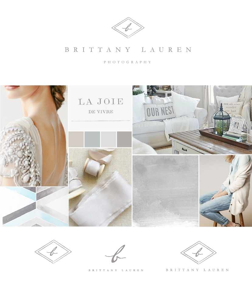 Brittany Lauren Photography Branding