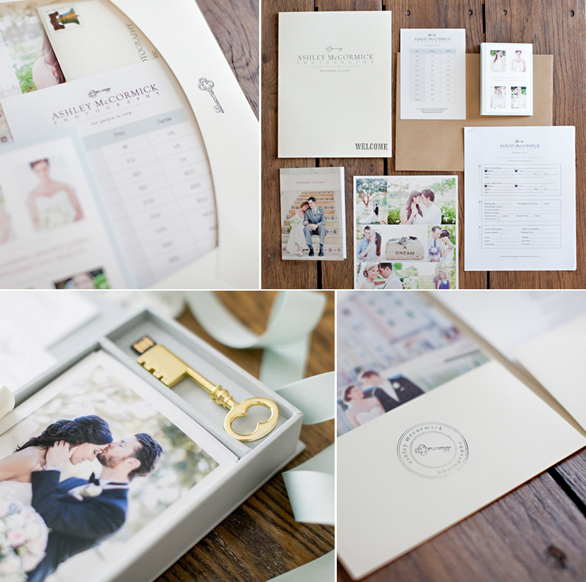 Ashley McCormick Photography Welcome Packet