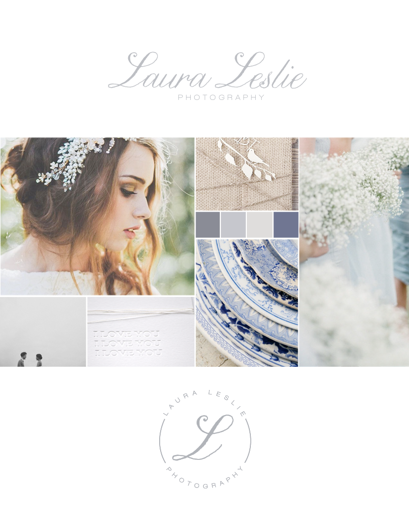 Laura Leslie Photography Branding