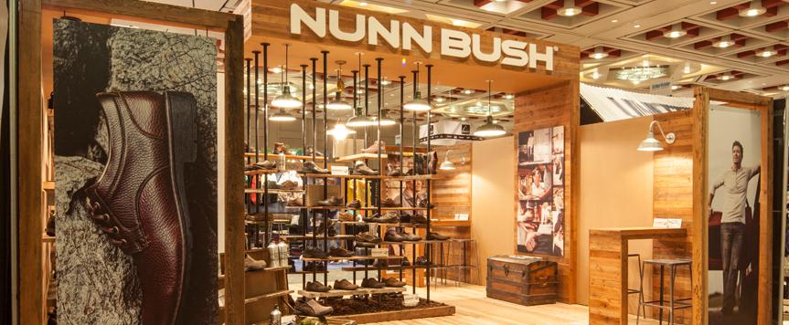 Nunn Bush Trade Show Environment