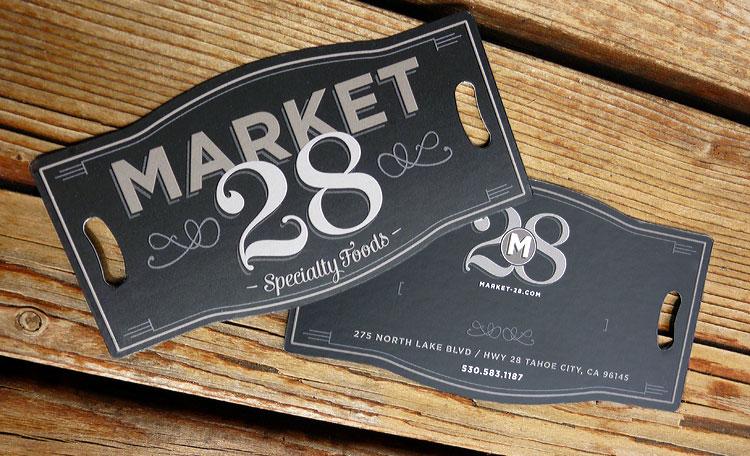 Market 28 Brand Identity