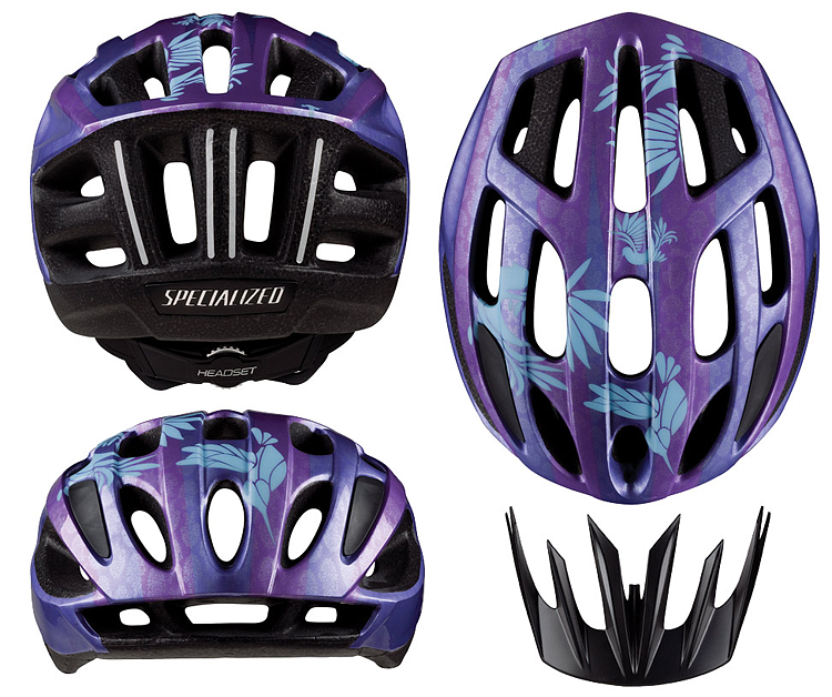 Specialized Helmet Graphics