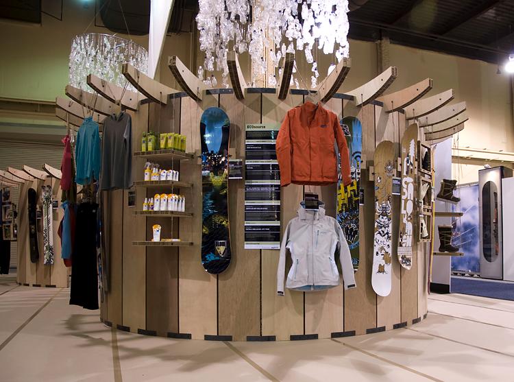 Ecosource Trade Show Environment