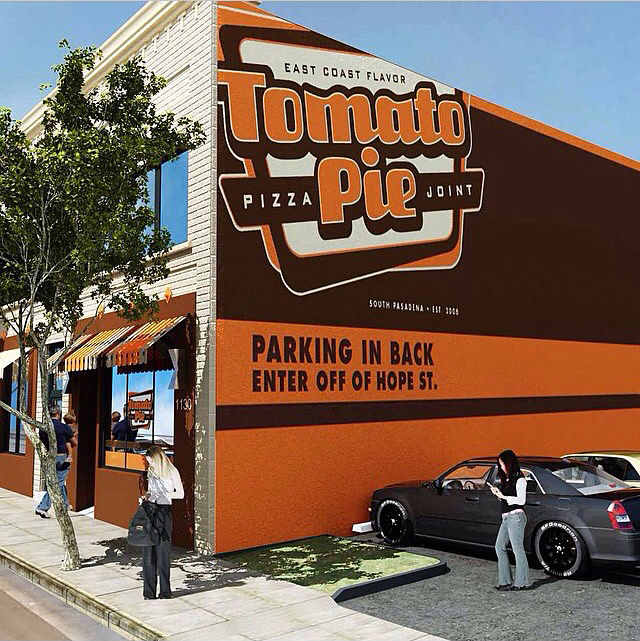 Tomato Pie Store Front