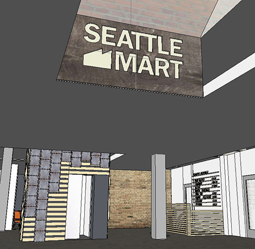 Seattle Mart Render 01