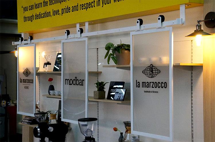 La Marzocco Booth 02