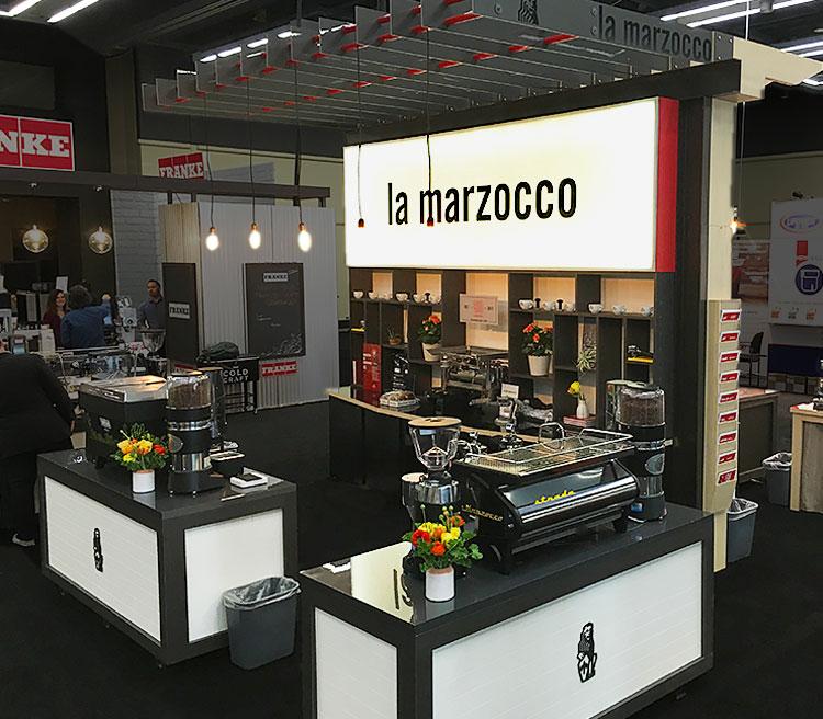 La Marzocco Booth 11