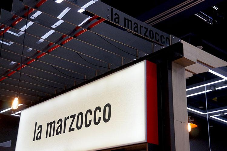 La Marzocco Booth 16