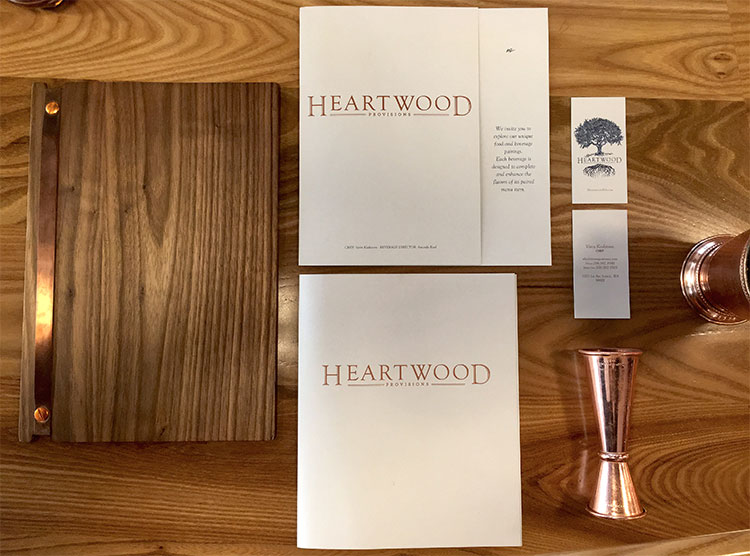 Heartwood Provisions Identity System